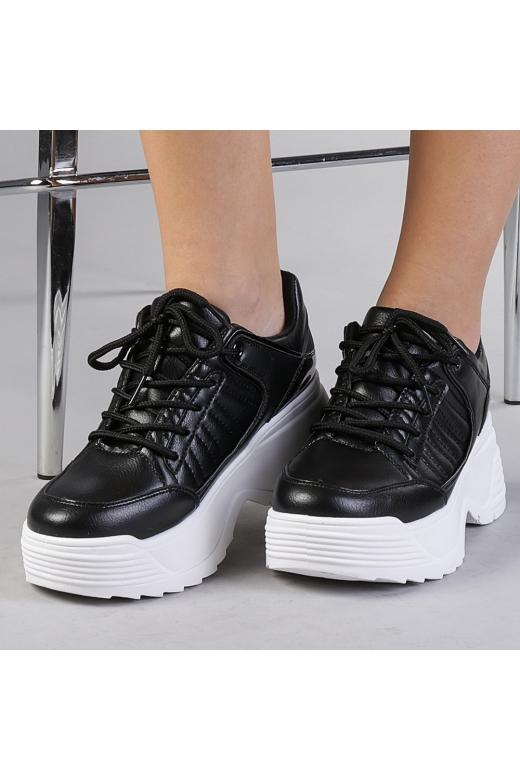 Pantofi sport dama Florentina negri