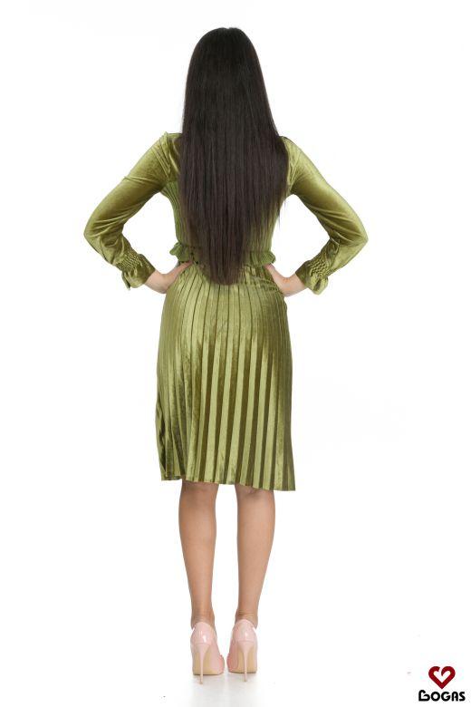 Rochie de Seara Logy Green Bogas