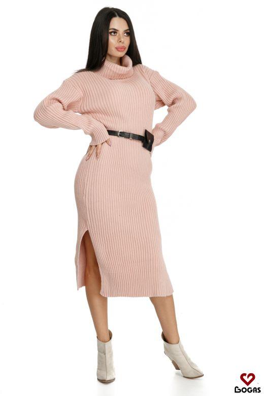 Rochie de Zi Aggie Pink Bogas