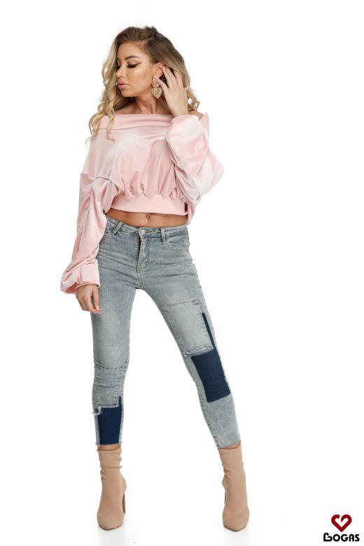 Bluza Agueda Pink Bogas