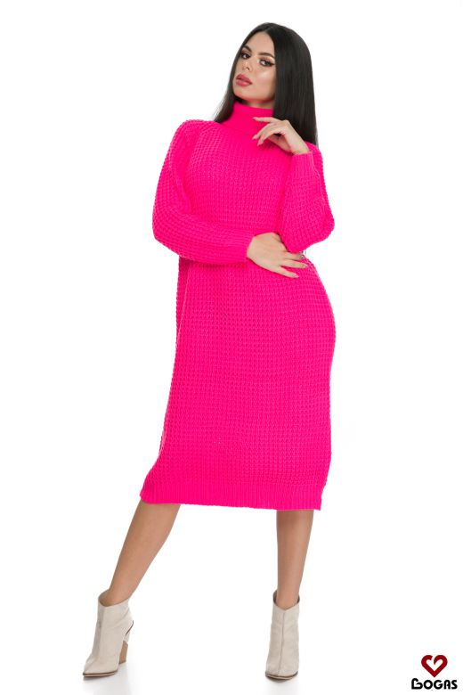 Rochie de Zi Betje Pink Bogas
