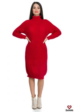 Rochie de Zi Betje Red Bogas
