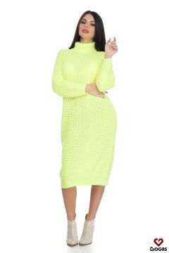 Rochie de Zi Betje Yellow Bogas