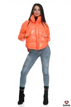 Geaca Carmella Orange Bogas