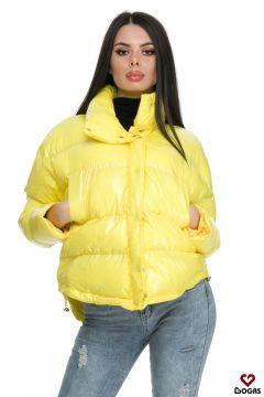 Geaca Carmella Yellow Bogas