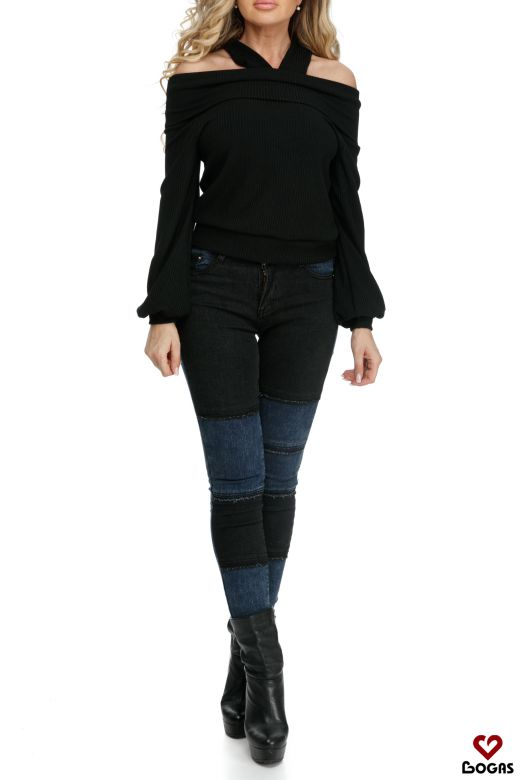 Bluza Dakini Black Bogas