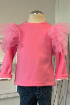 Bluza Copii Raimo Pink Bogas