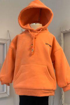 Hanorac Copii Ximena Orange Bogas