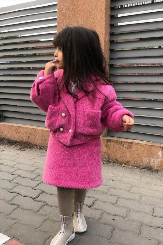 Compleu Copii Addai Pink Bogas