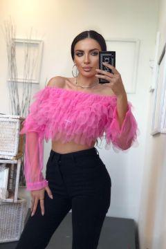 Bluza Mercy Pink Bogas
