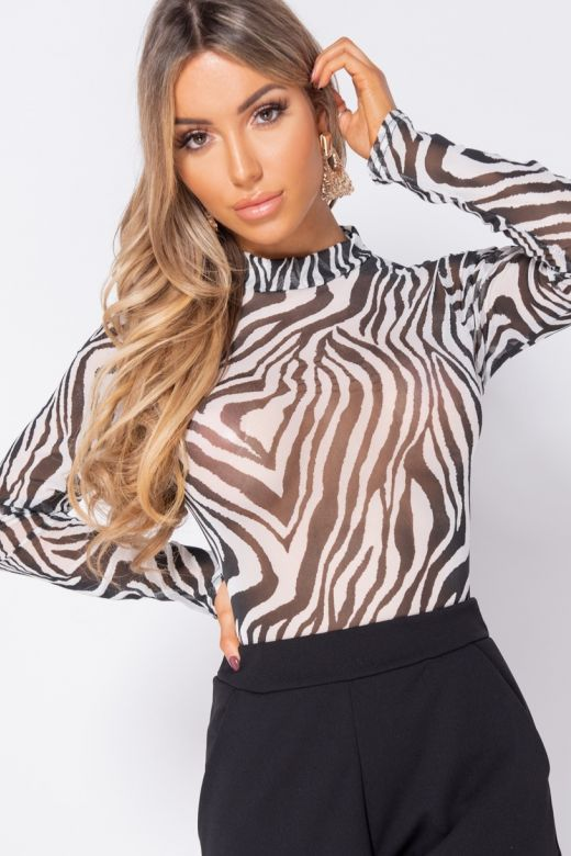 Body Zebras Bogas