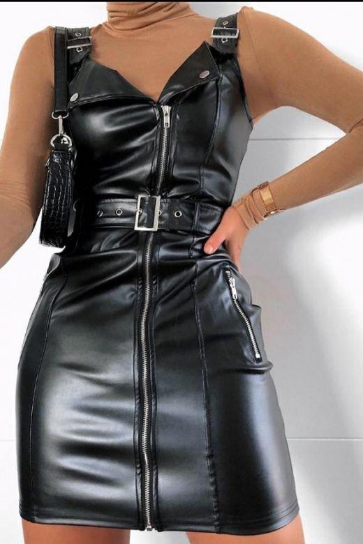 Rochie de Seara Bodycon Black Bogas