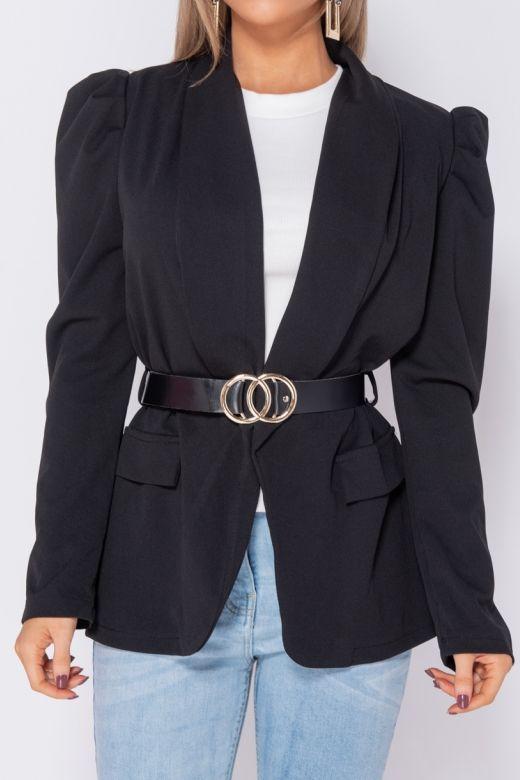 Sacou Sleeve Black Bogas