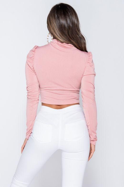 Bluza Minty Pink Bogas