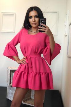 Rochie de Zi Yader Pink Bombon Bogas
