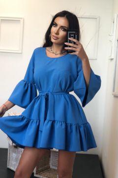 Rochie de Zi Yader Blue Bogas