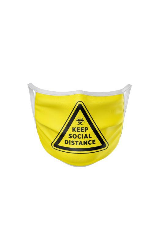 Masca Protectie Keep Social Distance Bogas