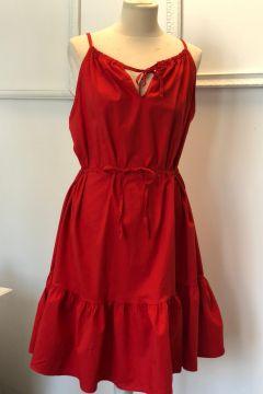 Rochie de Zi Pandis Red Bogas