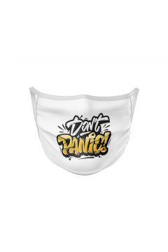 Masca Protectie Don't Panic White Bogas