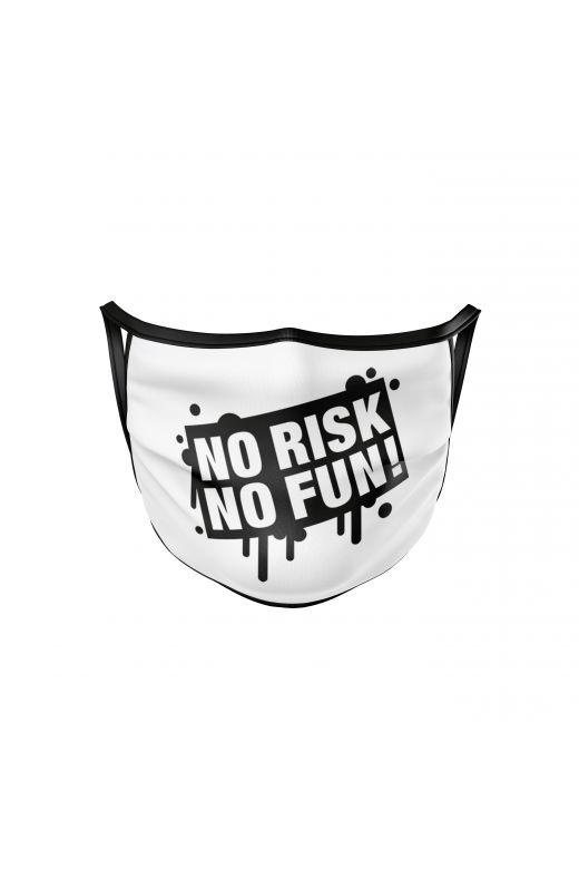 Masca Protectie No Risk No Fun Bogas