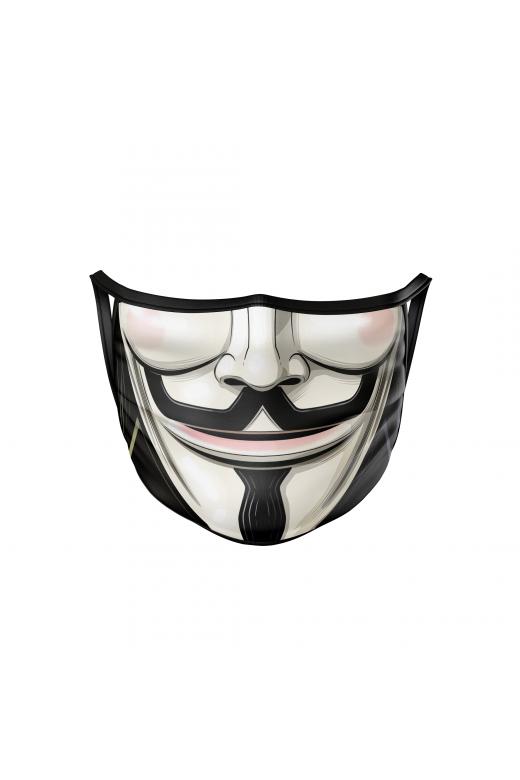 Masca Protectie Multicolour Patruzecisipatru Bogas