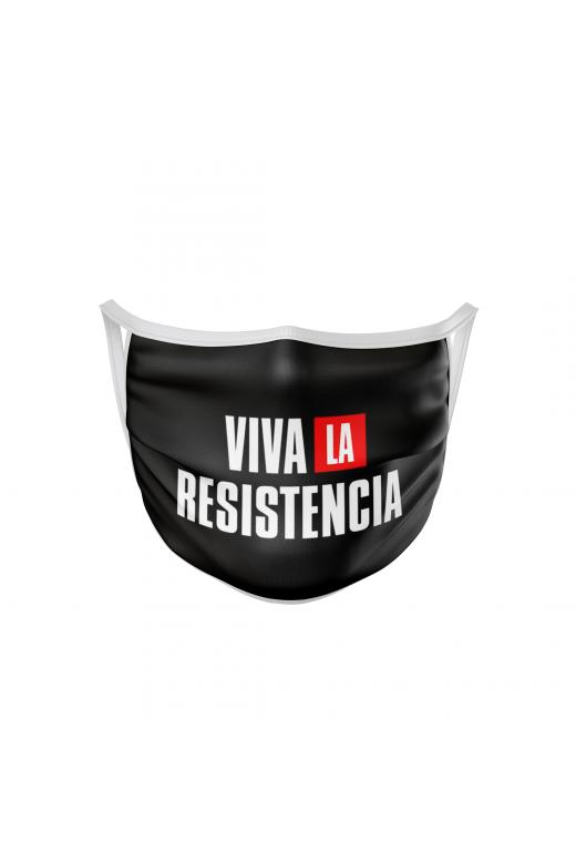Masca Protectie Viva La Resistencia Bogas