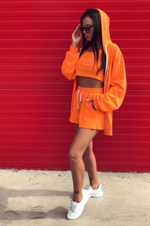 Compleu Complity Orange Bogas