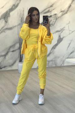 Compleu Jamba Yellow Bogas