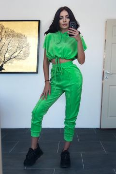 Compleu Smeky Green Bogas