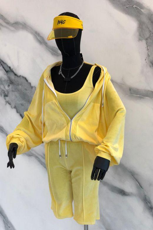 Compleu Jessik Yellow Bogas