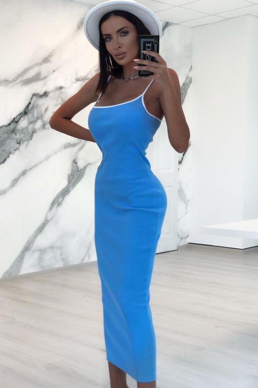 Rochie de Zi Relimma Bleu Bogas