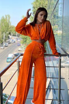 Compleu Ynnem Orange Bogas