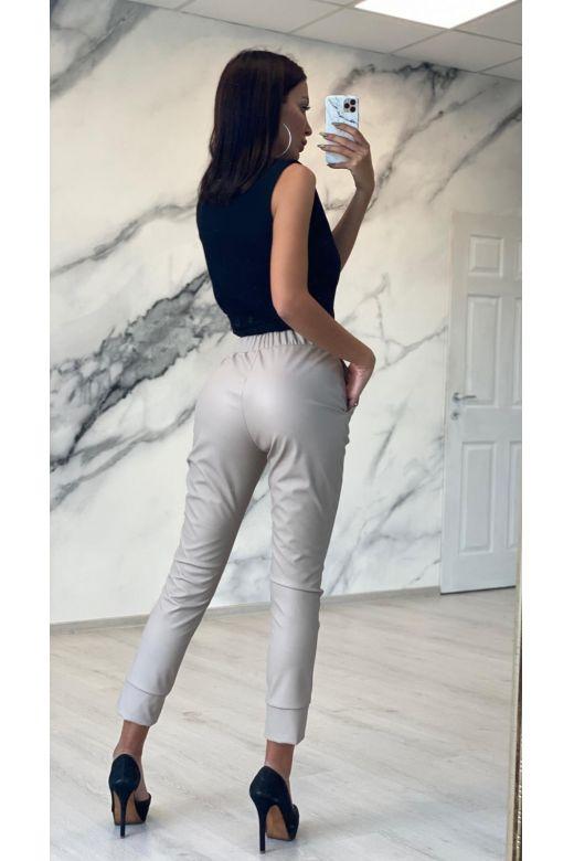 Pantaloni Brilly Gray Bogas