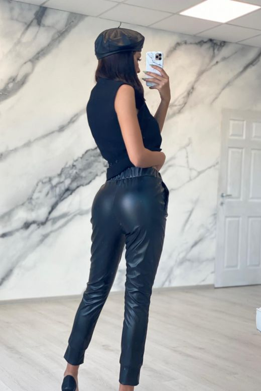 Pantaloni Brilly Black Bogas