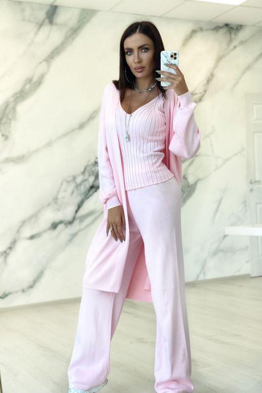 Compleu Dornna Pink Bogas