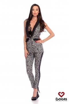 Compleu Leopard Bogas